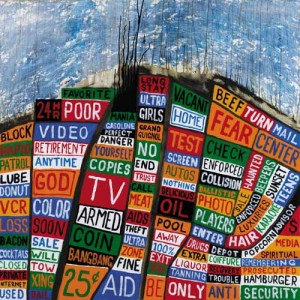 By Stanley Donwood for Radiohead