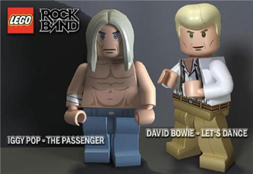 Bowie lego