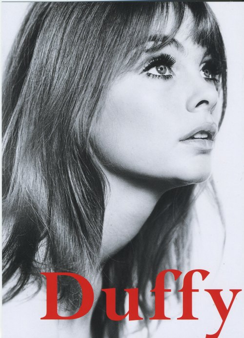Jean Shrimpton by Duffy. Part of exhibition '09